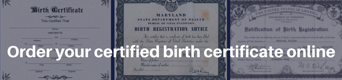 United States Birth Certificate
